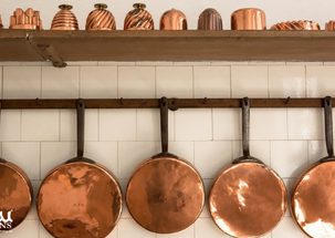 All You Need to Know: Vintage Copper Menus