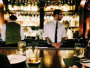 Drink Menus for Bars and Nightclubs