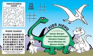 Dinosaur Theme #1