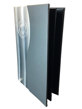 Aluminum Menu Covers