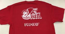 Ponce de Leon Pizza T-Shirt