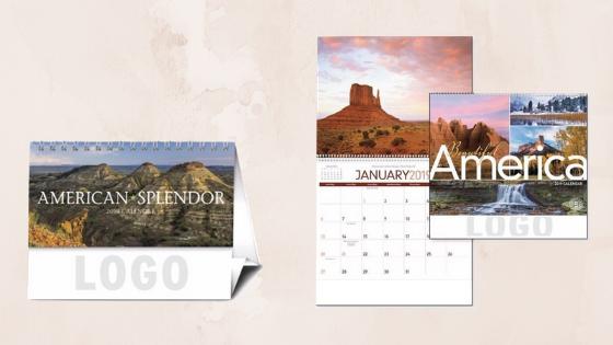 Branded Calendars