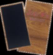 Litho Menu Boards