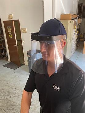 Face Shield Hats