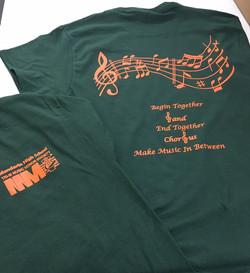 Mandarin HS - T-Shirt