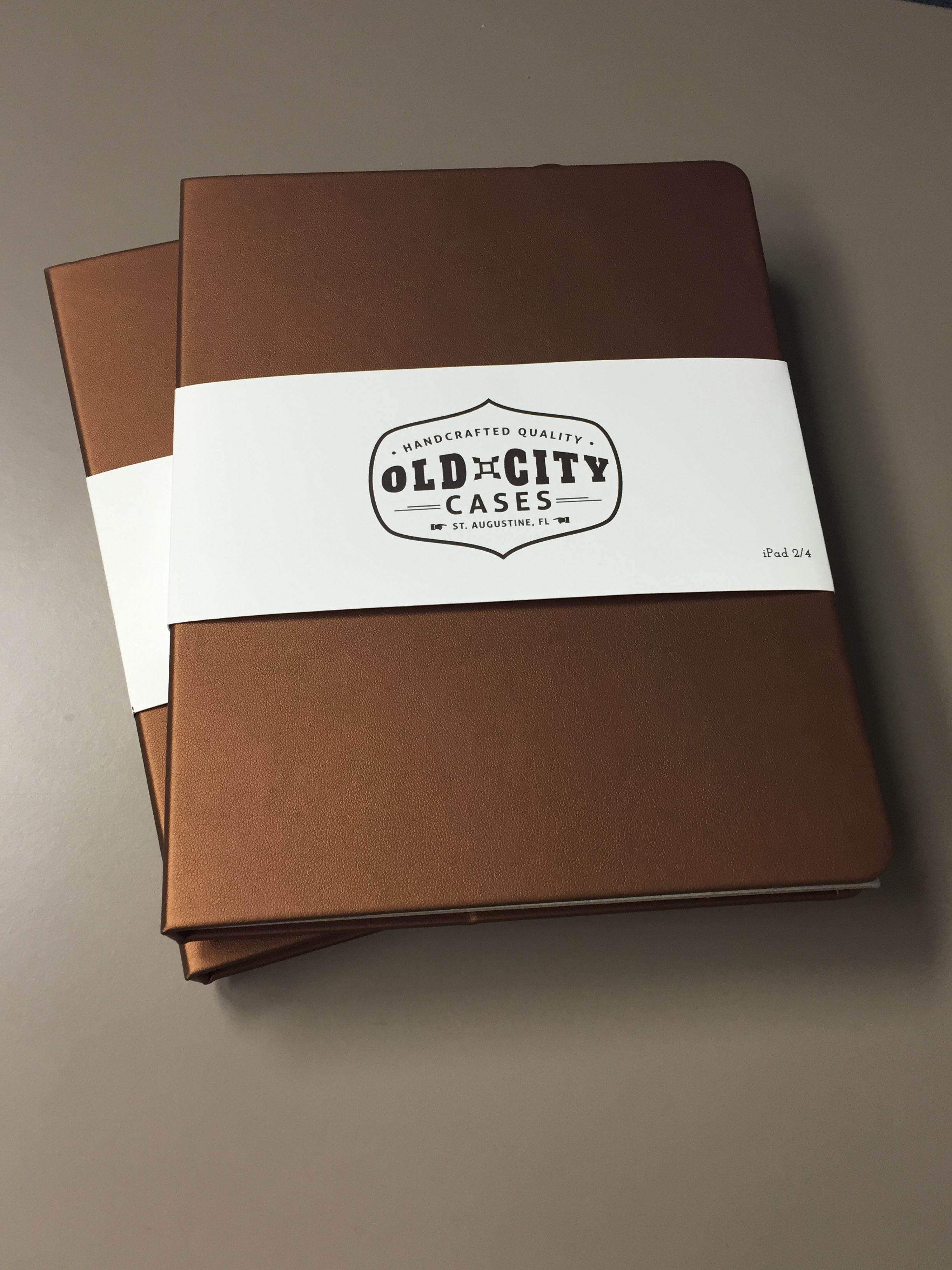iPad Case by Old City Cases