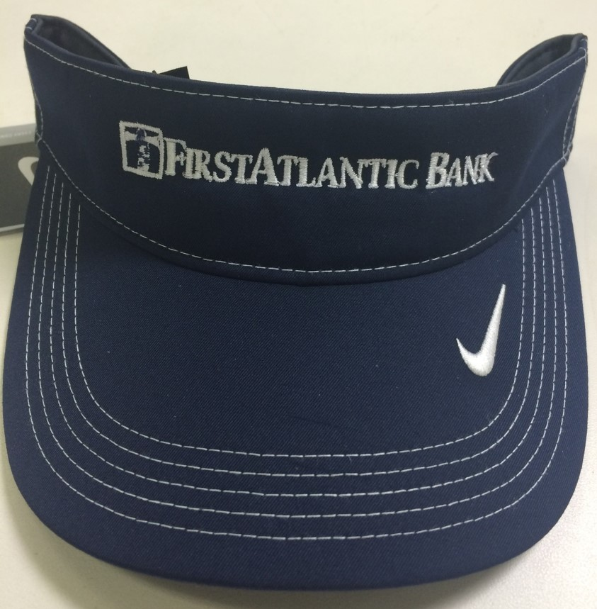 Embroidered Nike Visor