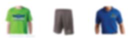 Apparel and Gym Uniforms