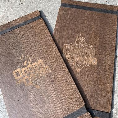 Wood & Bamboo Boards