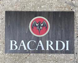 Bacardi Signs