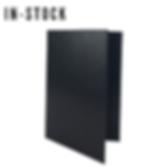 In-Stock Menu Covers