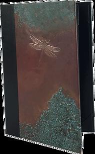 Copper Menu Covers