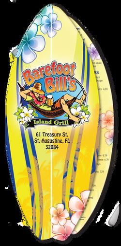 Barefoot Bill