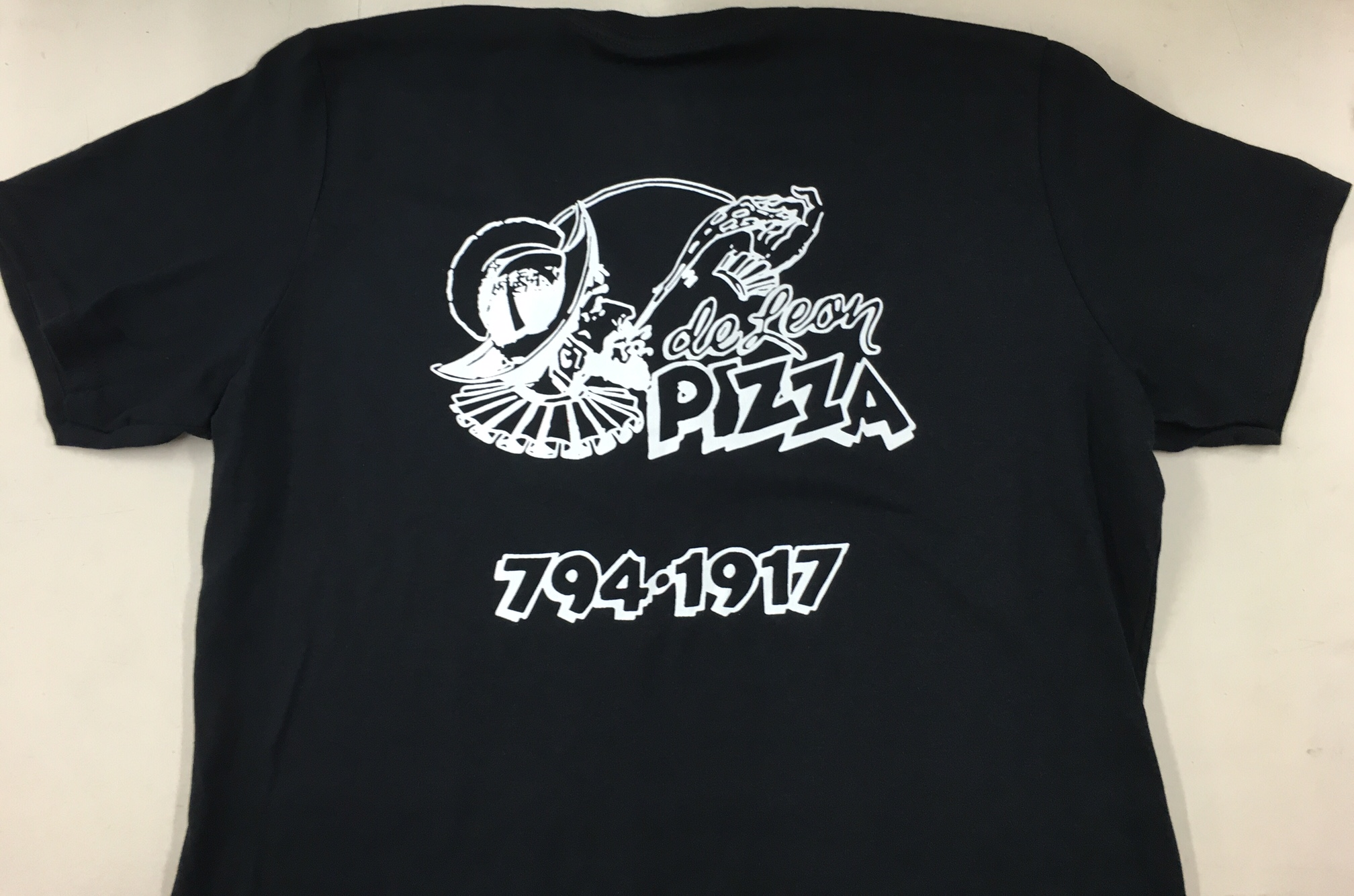 Ponce de Leon Pizza T-Shirt