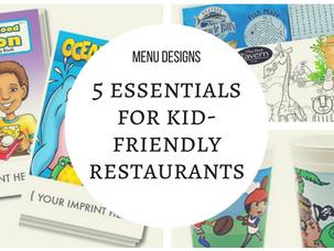 5 Essentials for Kid-Friendly Restaurants