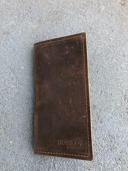 Genuine Leather Check Presenters