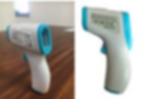 Touchless Thermometers