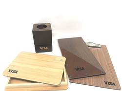 visa collage