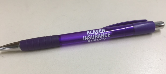 Pen for Beaver Insurance