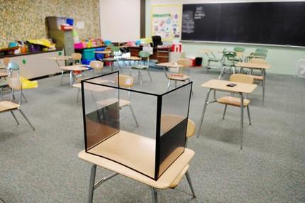 DeskShields for Schools