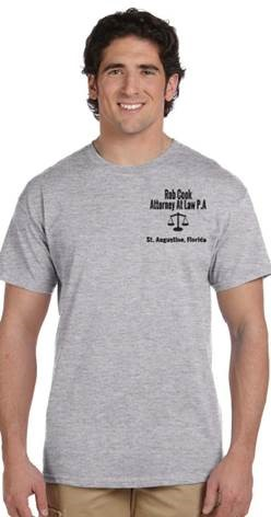 Logo T-Shirt by Dobbs Global