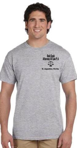 Logo T-Shirt by Dobbs Global