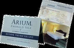 Arium Emerald Isle Info Card