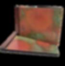 Copper Menu Covers by Menu Designs