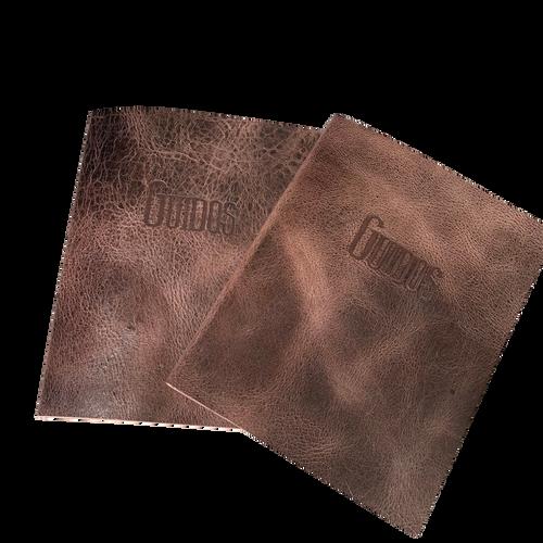 Menu Covers - Genuine Leather