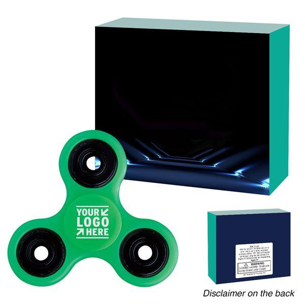 Glow Fidget Spinner