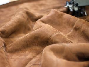 The Art of Genuine Leather Menus