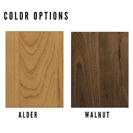 Solid Wood Menu Boards