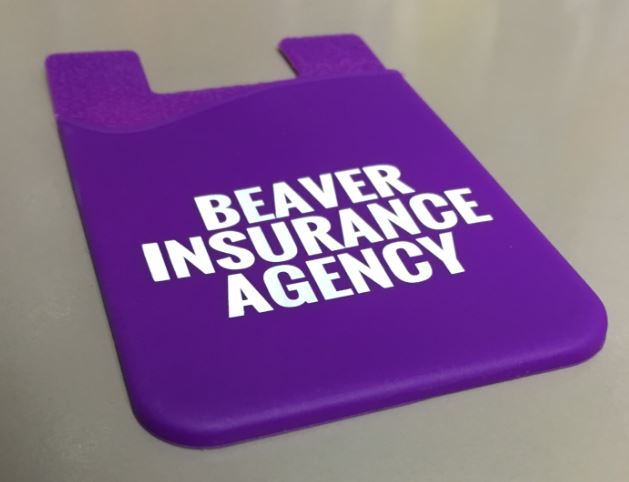 Beaver Insurance - Cellphone Wallet