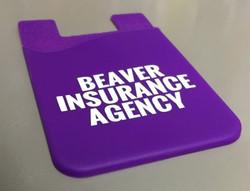 Beaver Insurance - Cellphone Wallet