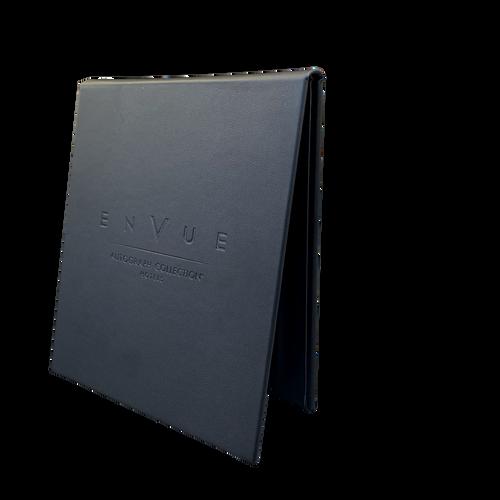 Simulated Leather Menu by Menu Designs