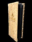Faux Cork Menu Cover by Menu Designs
