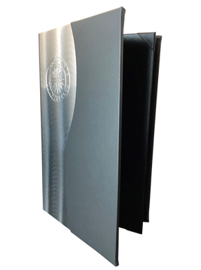 Aluminum Menu Covers & Aluminum Drink Books