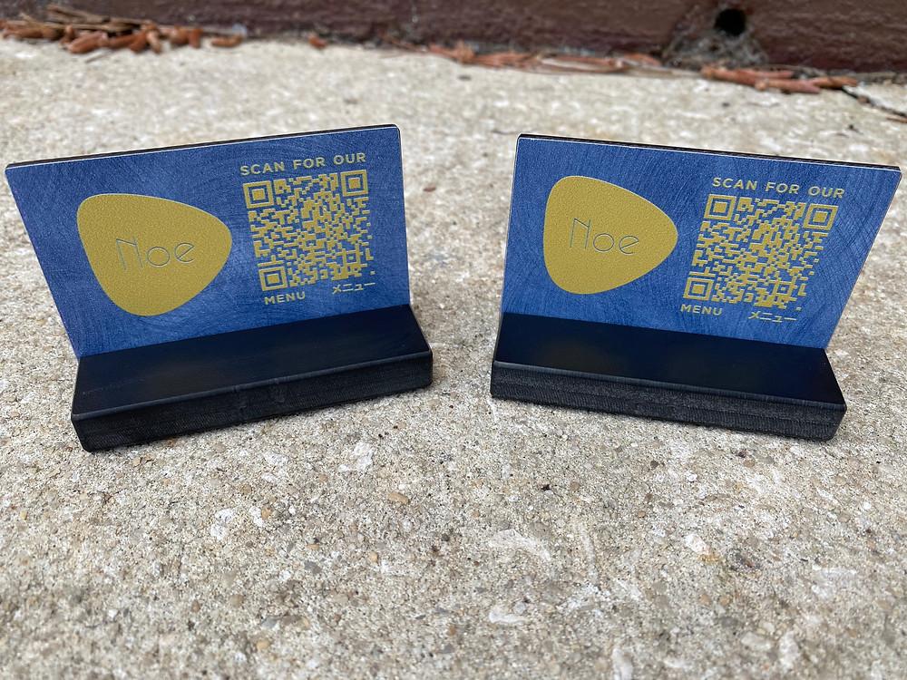 QR Code Coasters