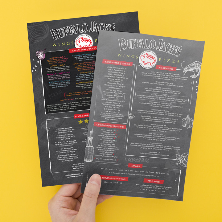 Antimicrobial Synthetic Menus