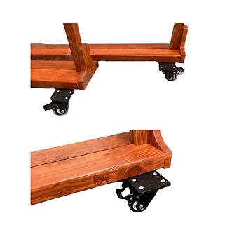 Wood Shields