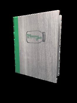 Bullet Board Covers - Mason Jar 434620