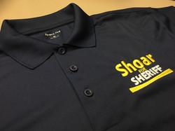 Shoar for Sheriff Polo
