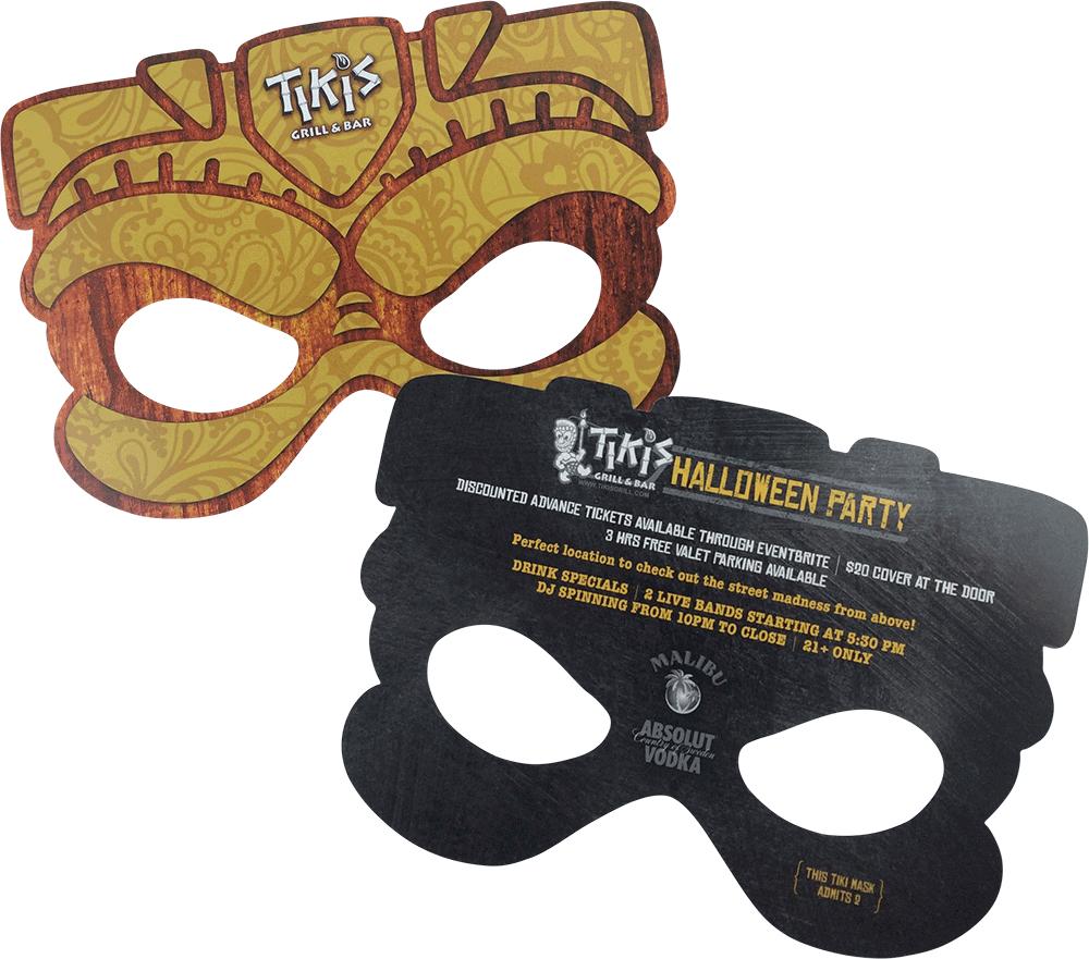 Print Tiki's Mask - 376998