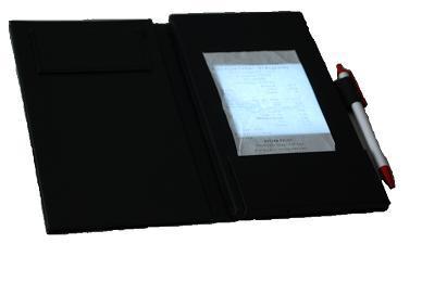 Porta Cuentas LED - Con porta pluma
