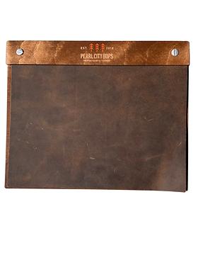 Genuine Leather Menus