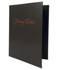 Menu Covers & Drink Books