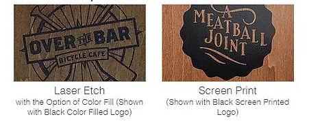 Wood Decoration Options