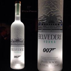 Belvedare 007 Special Edition
