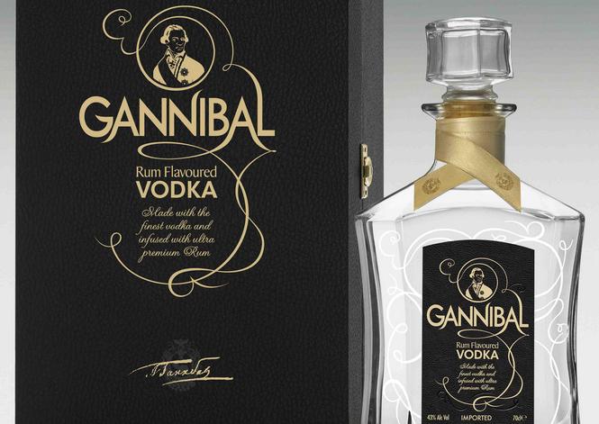 Gannibal Vodka