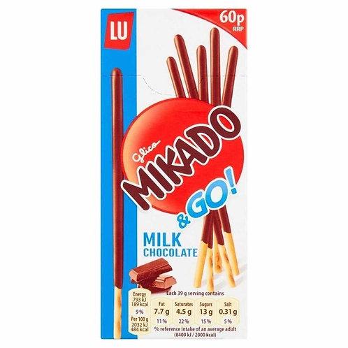 Mikado & GO Milk Chocolate